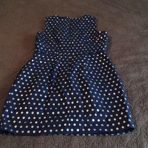 J. Crew Dresses - Polka dot J Crew dress